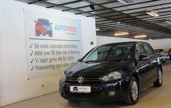 VW Golf 1,6 blueMotion TDI Comfortline  5d