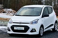 Hyundai i10 1,0 Black Line