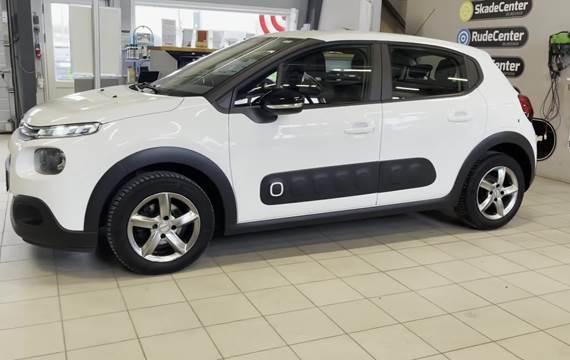 Citroën C3 1,2 PT 110 Feel EAT6