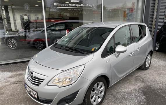 Opel Meriva 1,4 Turbo Cosmo Start/Stop 120HK