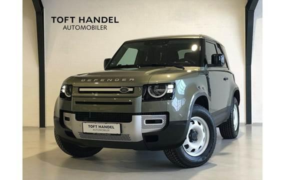 Land Rover Defender 90 3,0 D200 aut. Van