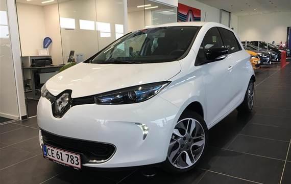 Renault Zoe 44 kWh Intens  5d Aut.
