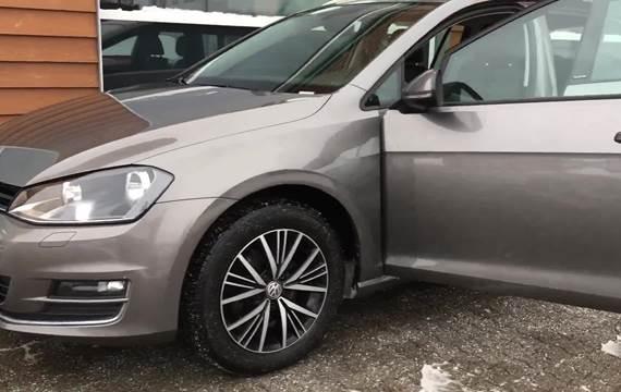 VW Golf VII 1,6 TDi 110 Allstar Variant BMT
