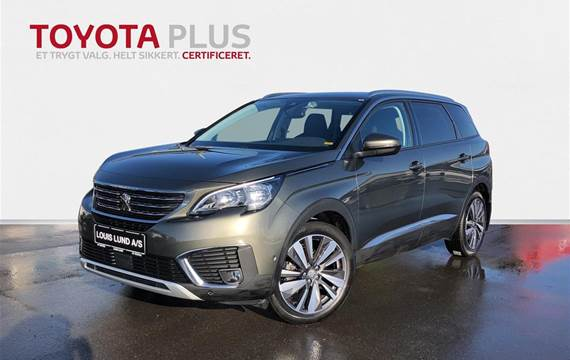Peugeot 5008 1,5 BlueHDi Allure EAT8  5d 8g Aut.