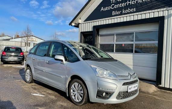 Citroën C4 Picasso 1,6 THP 150 Seduction E6G