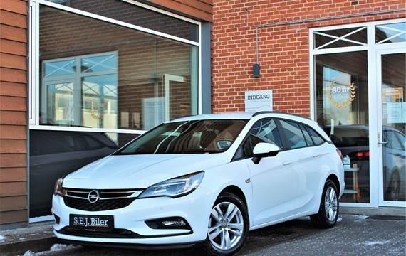 Opel Astra 1,6 CDTi 136 Business ST