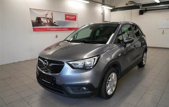 Opel Crossland X 1,2 Enjoy  5d
