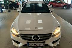 Mercedes C400 3,0 AMG Line aut. 4-M