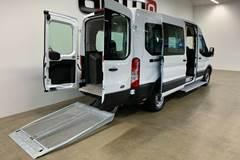 Ford Transit 350 L3 Kombi 2,0 TDCi 130 Ambiente aut. H2 FWD