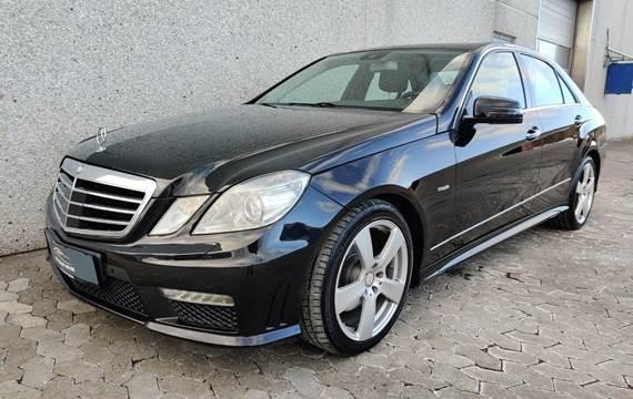 Mercedes E350 3,0 CDi Avantgarde aut. 4Matic BE