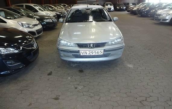 Peugeot 406 2,0 XS4