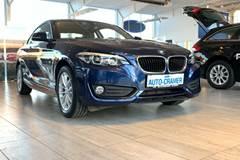 BMW 218i 1,5 Coupé