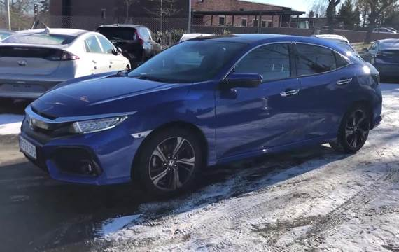 Honda Civic 1,5 VTEC Turbo Prestige CVT