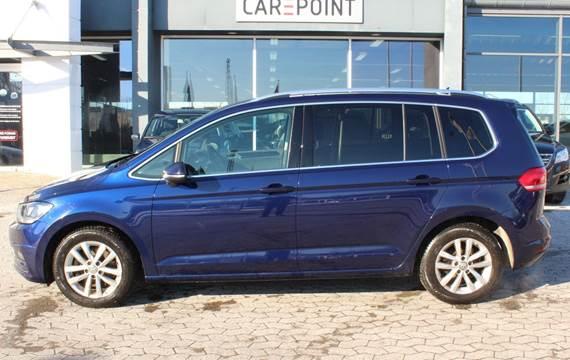 VW Touran 1,4 TSi 150 Highline DSG Van