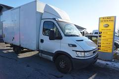 Iveco Daily 2,3 35S12 Alukasse m/lift
