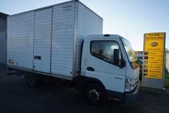 Mitsubishi Fuso Canter 35 3,0 Td 3C15 35/3850