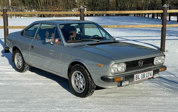 Lancia Beta 2,0 Coupé