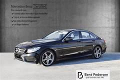 Mercedes C200 d 2,1 D 9G-Tronic  9g Aut.