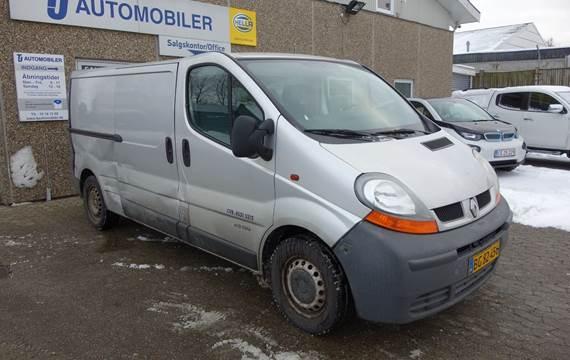 Renault Trafic T29 1,9 dCi 100 L2H1