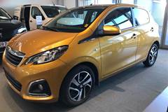 Peugeot 108 1,0 e-Vti Edition Plus  5d