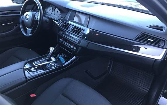 BMW 5-Serie 2,0 520d Touring Steptronic