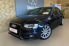 Audi A4 2,0 TDi 177 Multitr.