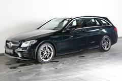 Mercedes C200 1,5 AMG Line stc. aut.
