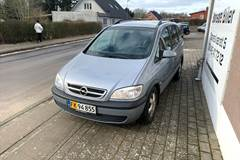Opel Zafira 2,0 DTi 16V Comfort Flexivan
