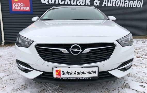 Opel Insignia 1,6 CDTi 136 Dynamic ST