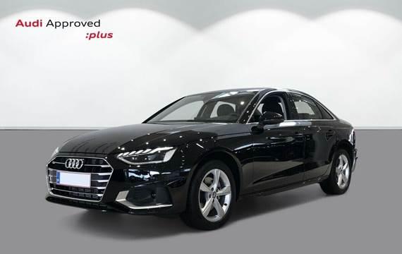 Audi A4 TFSi Prestige+ S-tr.