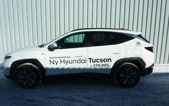 Hyundai Tucson 1,6 T-GDI Advanced DCT  5d 7g Aut.