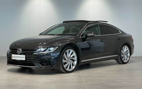 VW Arteon 2,0 TDi 190 R-line Business DSG