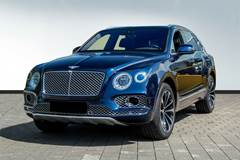 Bentley Bentayga 6,0 W12 aut.