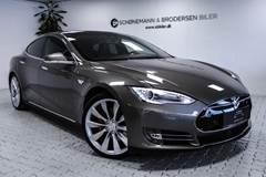Tesla Model S P85D Ludicrous