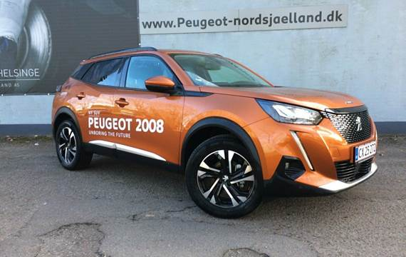 Peugeot 2008 1,2 PT 130 Edition+