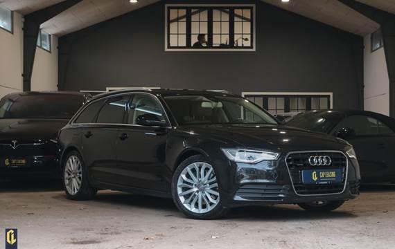 Audi A6 3,0 TDi 245 S-line Avant quat Tipt