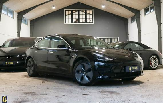 Tesla Model 3 Standard Range+ RWD