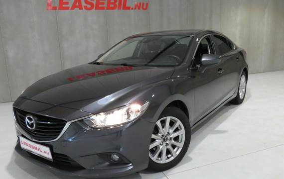 Mazda 6 2,2 Sky-D 150 Vision aut.
