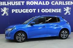 Peugeot 208 1,5 BlueHDi 100 Allure