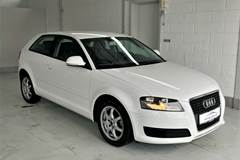 Audi A3 2,0 TDi 140 Attraction S-tr.