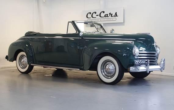 Chrysler Windsor 4,0 Cabriolet