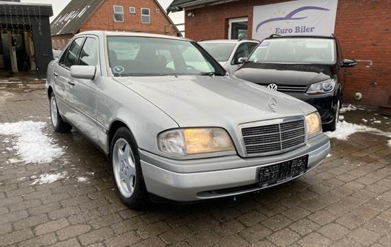 Mercedes C220 2,2 Elegance aut.