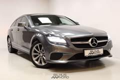 Mercedes CLS220 d 2,2 SB aut.