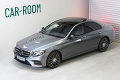 Mercedes E350 d 3,0 AMG Line aut.