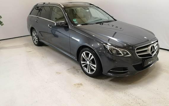 Mercedes E250 2,2 BlueTEC Avantgarde stc. 4-M