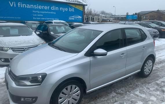 VW Polo 1,2 70 Comfortline
