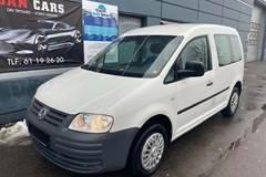 VW Caddy 1,9 TDi 104 Van
