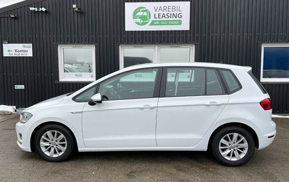 VW Golf Sportsvan 1,0 TSi 115 BlueMotion DSG Van