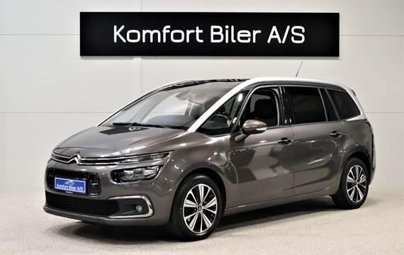 Citroën Grand C4 Picasso 2,0 BlueHDi 150 Intensive EAT6
