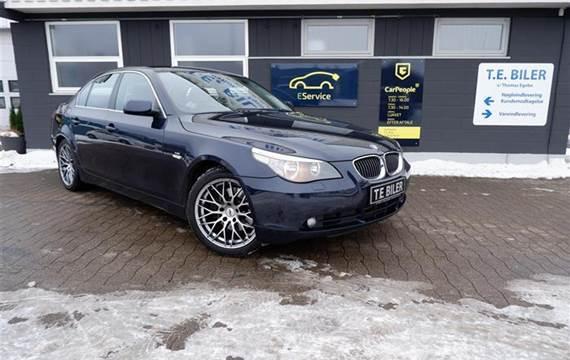 BMW 525i 2,5 218HK